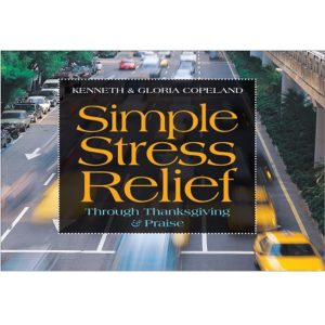 Simple Stress Relief/Thank-2CD