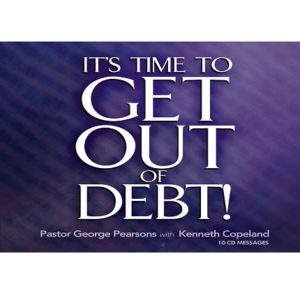 It's Time to Get Out of Debt!-12CD