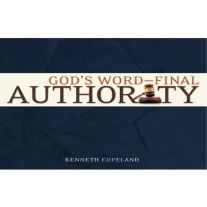 God's Word-Final Authority-2CD