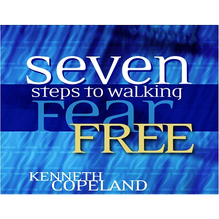 7 Steps to Walking Fear Free - CD