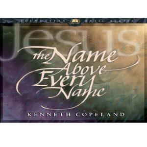 Jesus/Name Above/Name - 10CD