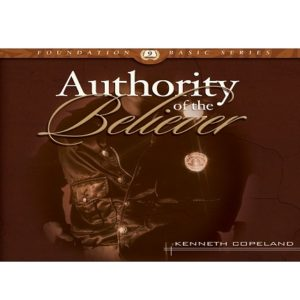 Authority of the Believer-8CD