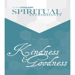 Fruit of the Spirit: Kindness and Goodness-4CD