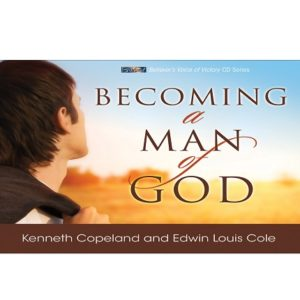 Becoming a Man of God-5CD