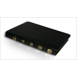 KC Reference Bible KJV (Black) - Bk