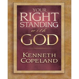 Your Right Standing with God - MBk