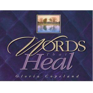Words That Heal - Bk/CD