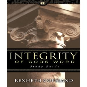 Integrity of God's Word - SG