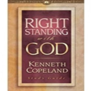 Right Standing With God - SG