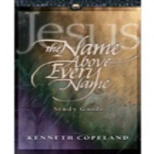 Jesus/Name Above/Name - SG