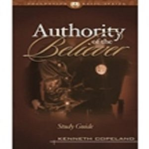 Authority of the Believer - SG