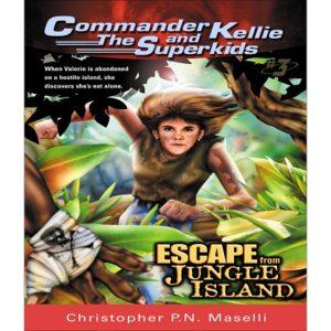 Escape From Jungle Island - Bk