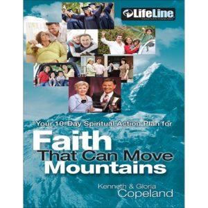 Faith Can Move Mountains Kit