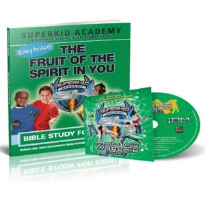 SKA Home Bible Study-Fruit of the Spirit In You