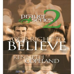 Your Right to Believe -DVD