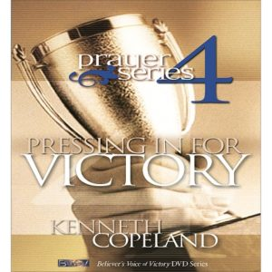 Pressing In for Victory - DVD