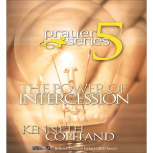 The Power of Intercession - DVD